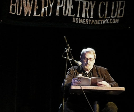 Bowery Poetry Club 2008